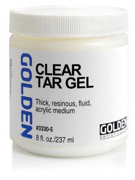 Clear Tar Gel | Golden Gels & Molding Pastes