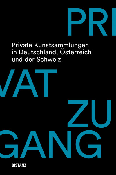 Privatzugang (Skadi Heckmüller (Hrsg.)) | Distanz Vlg.
