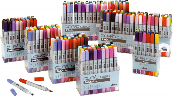 Copic Ciao Marker-Set