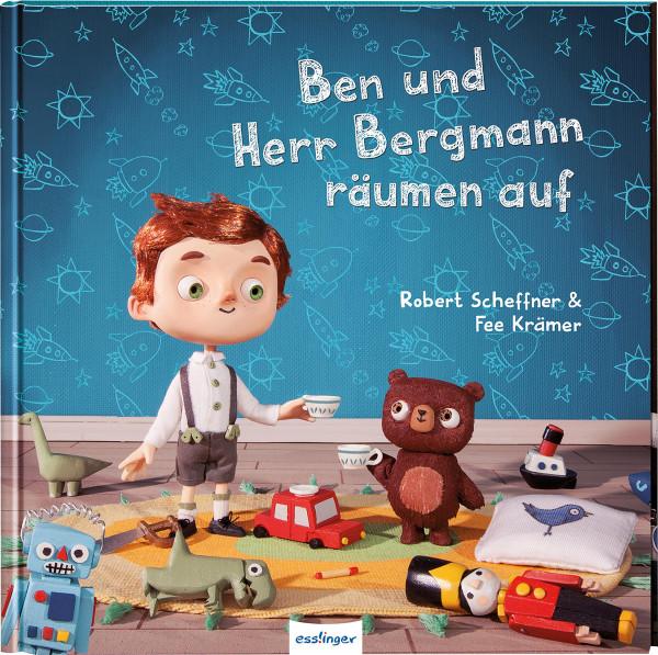 Ben und Herr Bergmann räumen auf (Fee Krämer) |
