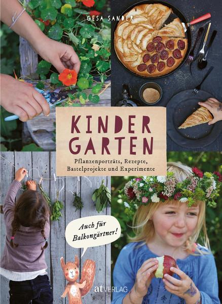 KinderGarten (Gesa Sander, Julia Hoersch)   AT Vlg.