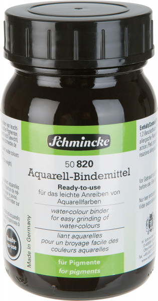Schmincke Ready-to-use Aquarell-Bindemittel [CH / DE-ONLINE]