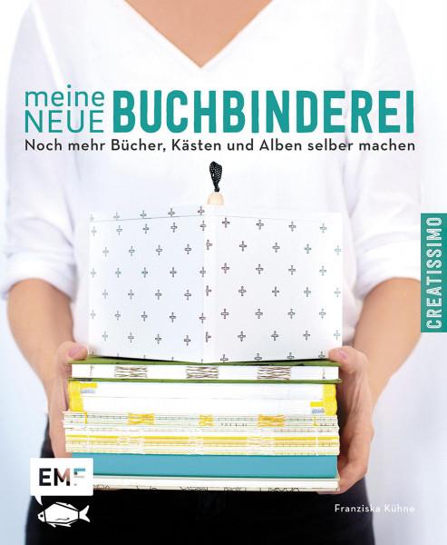 Meine neue Buchbinderei 2 (Franziska Kühne) | EMF Vlg.