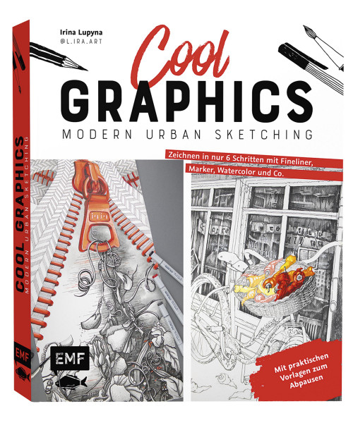 Cool Graphics (Irina Lupyna) | Edition Michael Fischer