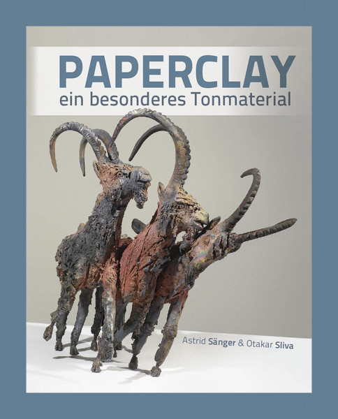 Paperclay, ein besonderes Tonmaterial