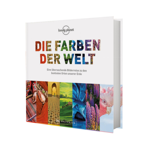 Bruckmann Verlag Die Farben der Welt