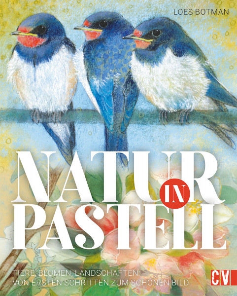 Loes Botman: Natur in Pastell